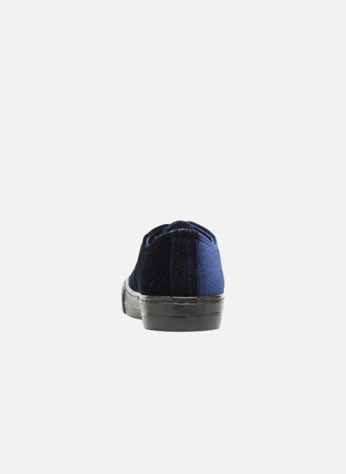 Baskets I Love Shoes THYSAL Bleu vue droite