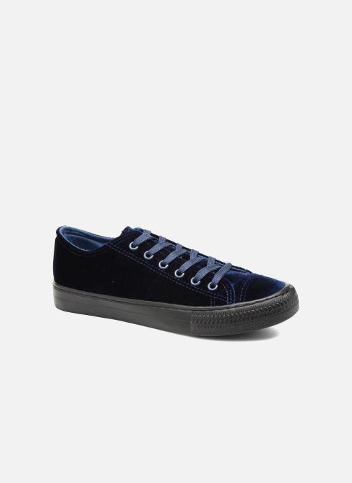 Baskets I Love Shoes THYSAL Bleu vue détail/paire