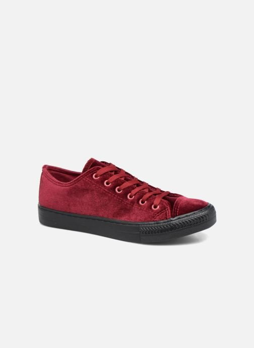 Trainers I Love Shoes THYSAL Burgundy detailed view/ Pair view