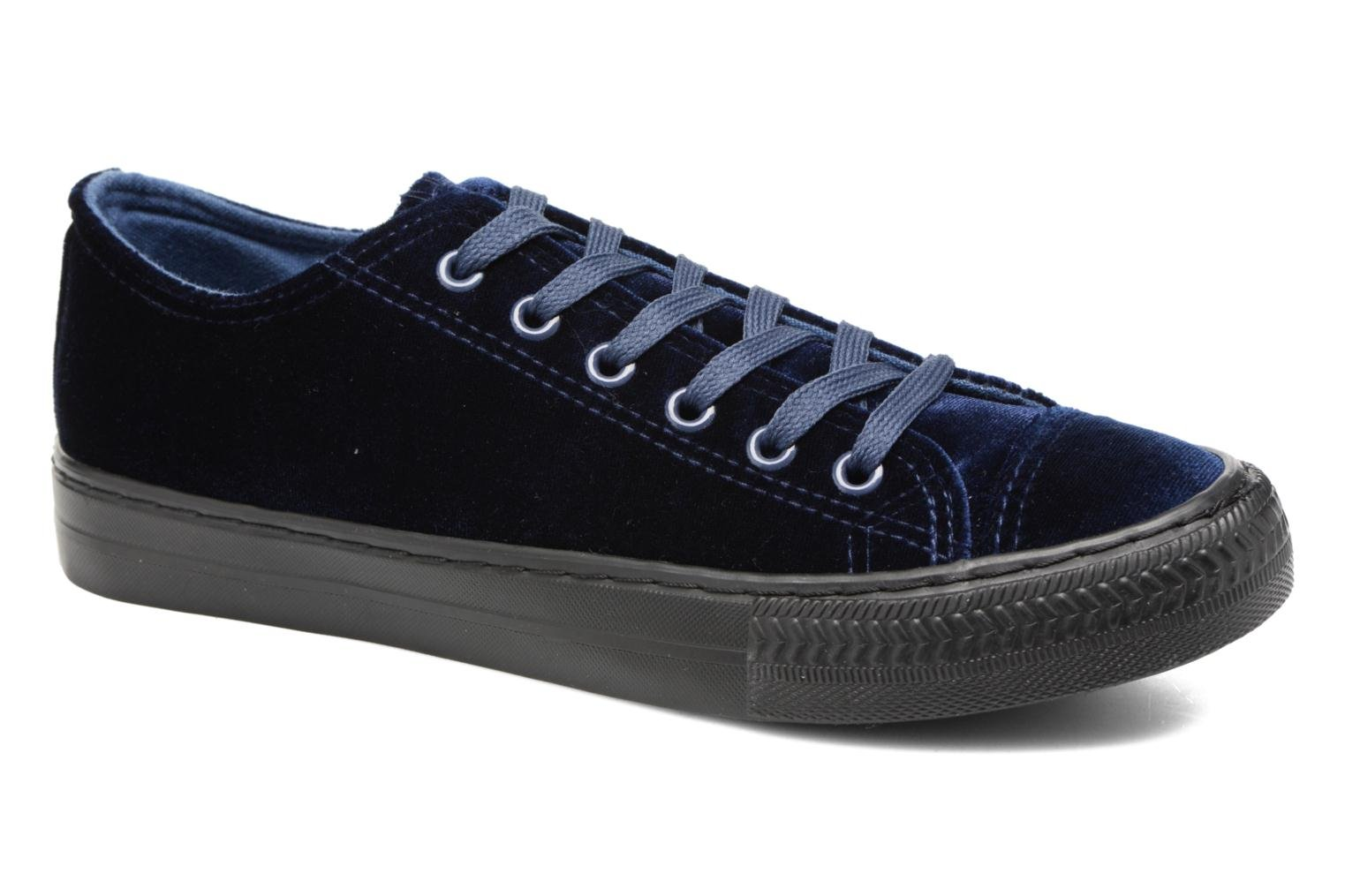 Sneakers I Love Shoes THYSAL Blauw detail