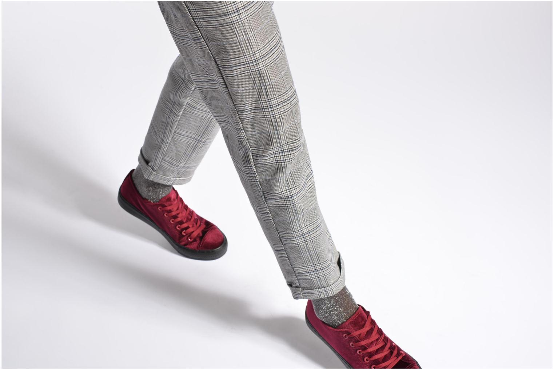 Sneakers I Love Shoes THYSAL Bordeaux onder