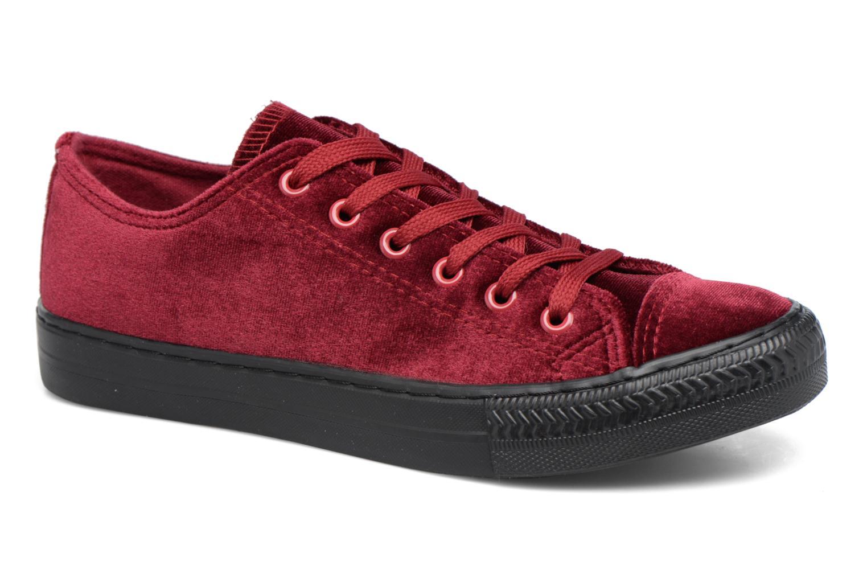 Sneakers I Love Shoes THYSAL Bordeaux detail