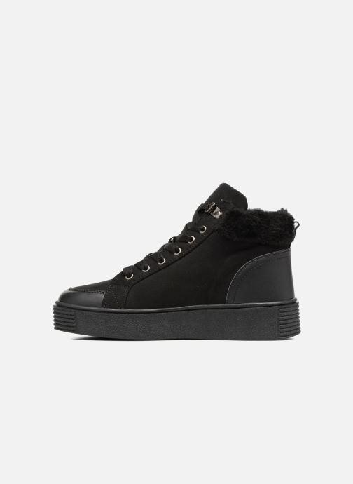 Love Velvet Shoes Themo Black I RaIwI
