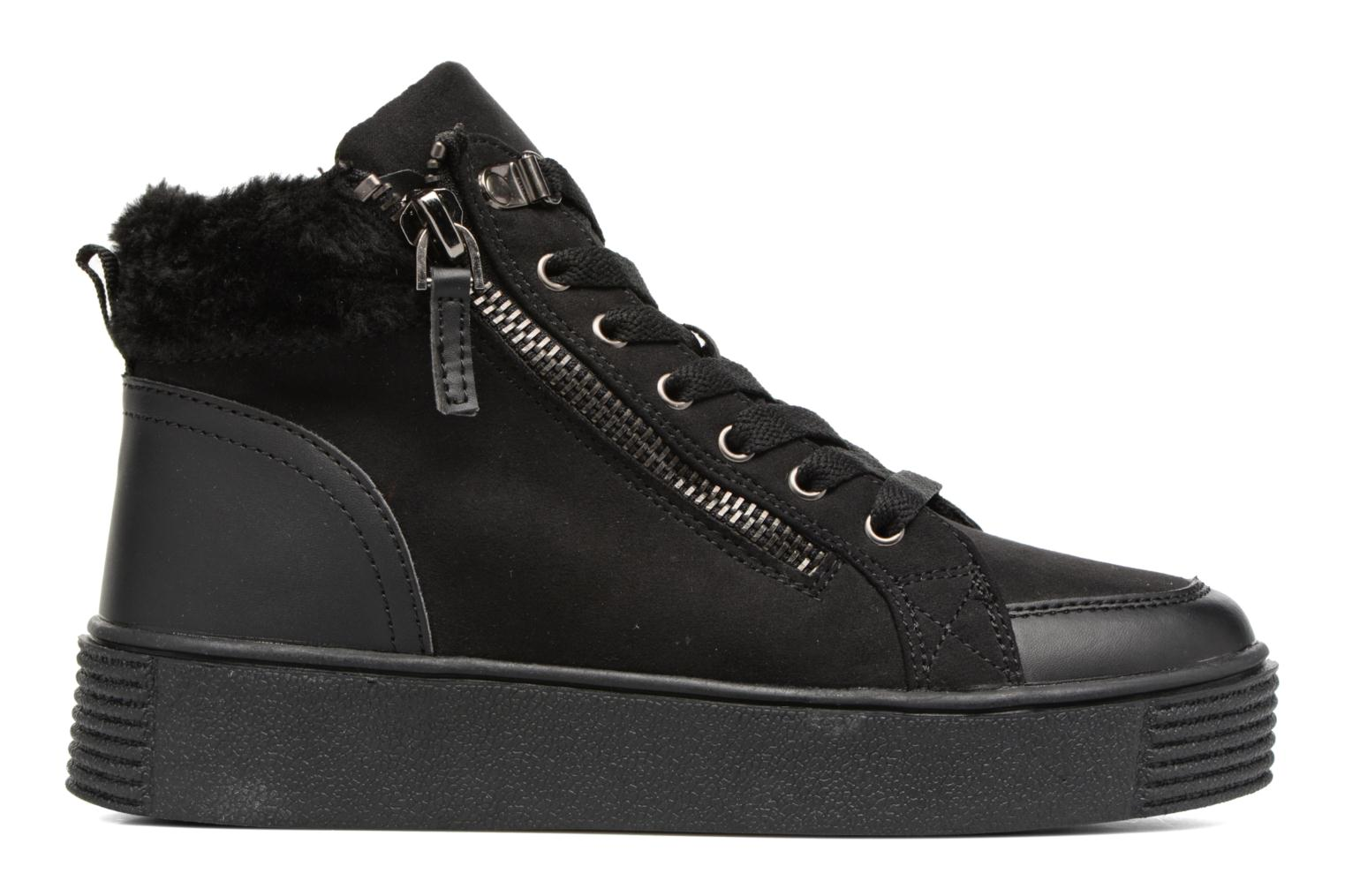 Deportivas I Love Shoes THEMO Negro vistra trasera