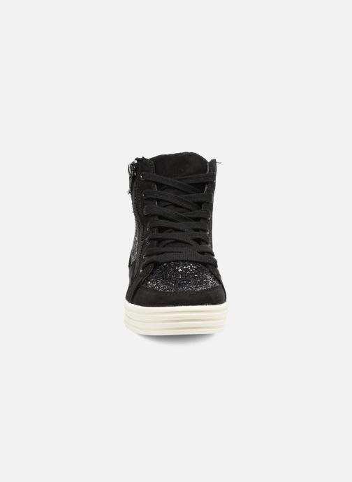 Baskets I Love Shoes THALEP Noir vue portées chaussures
