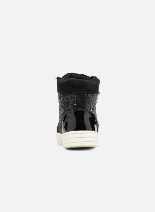 Baskets I Love Shoes THALEP Noir vue droite