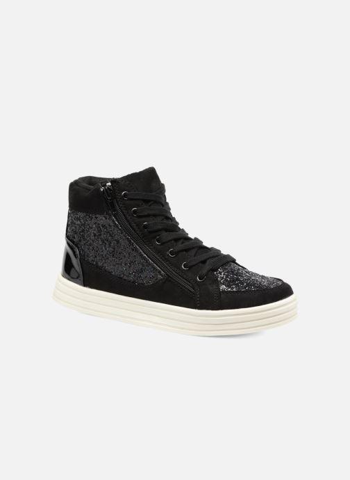 Baskets I Love Shoes THALEP Noir vue détail/paire