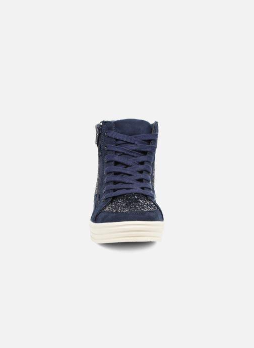 Sneaker I Love Shoes THALEP blau schuhe getragen