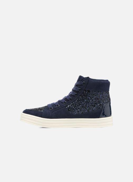 Sneaker I Love Shoes THALEP blau ansicht von vorne