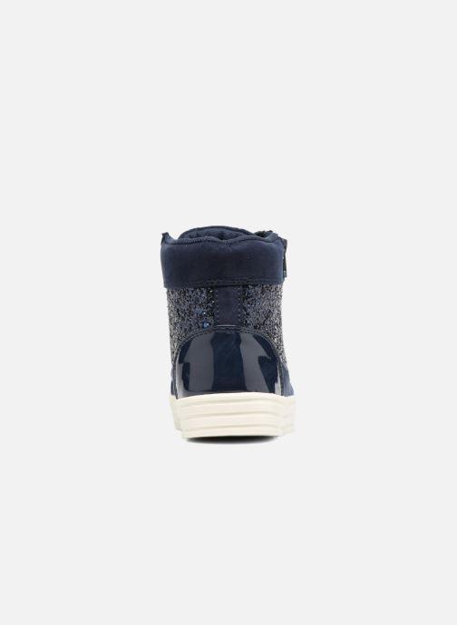 Sneaker I Love Shoes THALEP blau ansicht von rechts