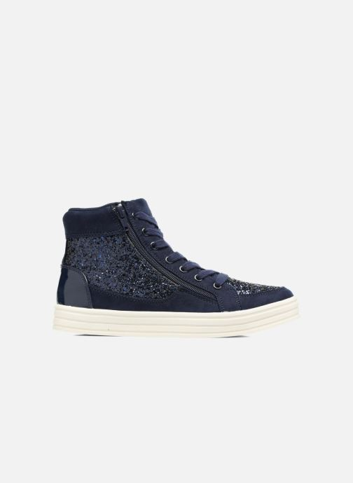 Sneaker I Love Shoes THALEP blau ansicht von hinten