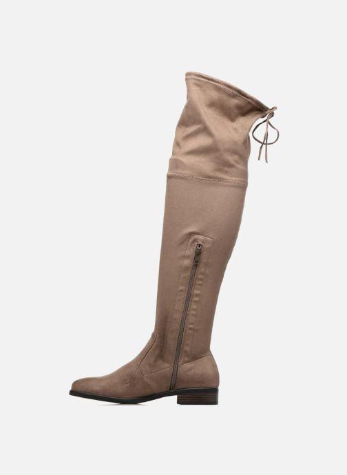 Bottes I Love Shoes THALMA Marron vue face