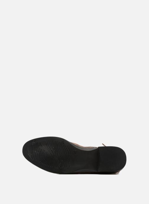 Bottes I Love Shoes THALMA Marron vue haut