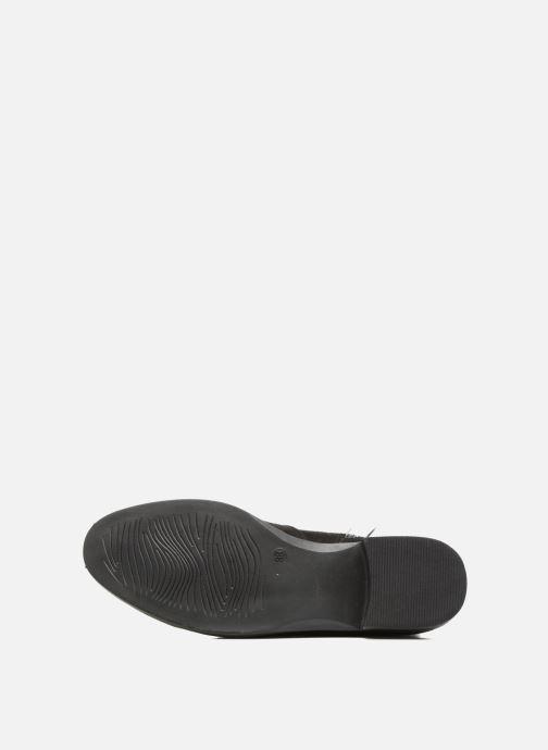 Bottes I Love Shoes THALMA Noir vue haut
