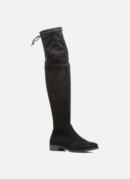 Bottes I Love Shoes THALMA Noir vue détail/paire
