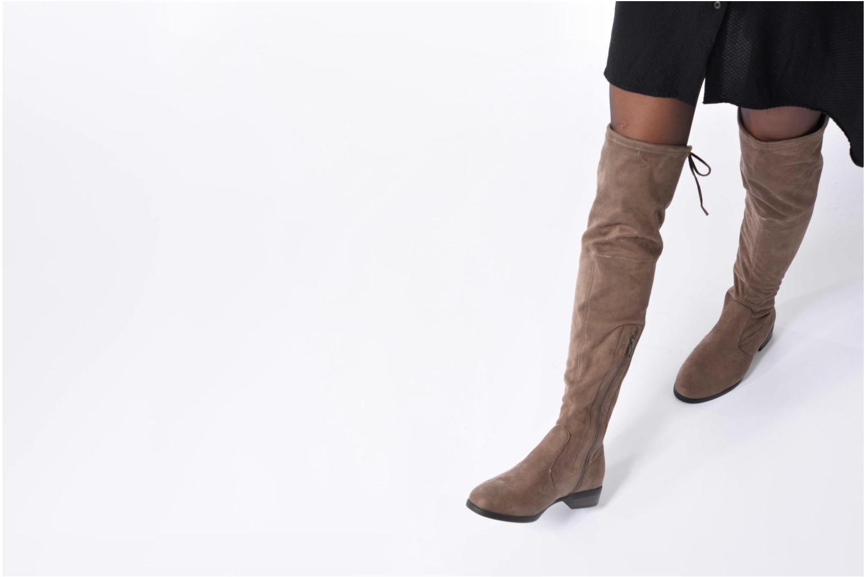 Stivali I Love Shoes THALMA Marrone immagine dal basso