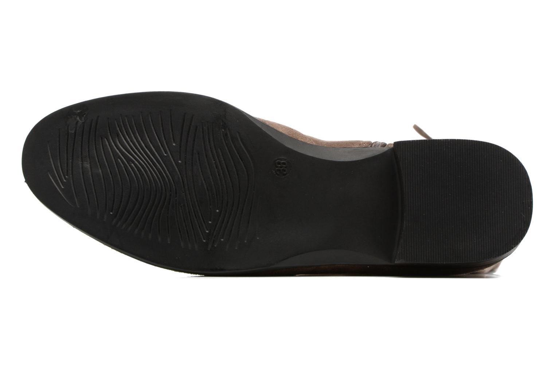Stivali I Love Shoes THALMA Marrone immagine dall'alto