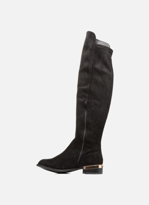 Stiefel I Love Shoes THIANA schwarz ansicht von vorne