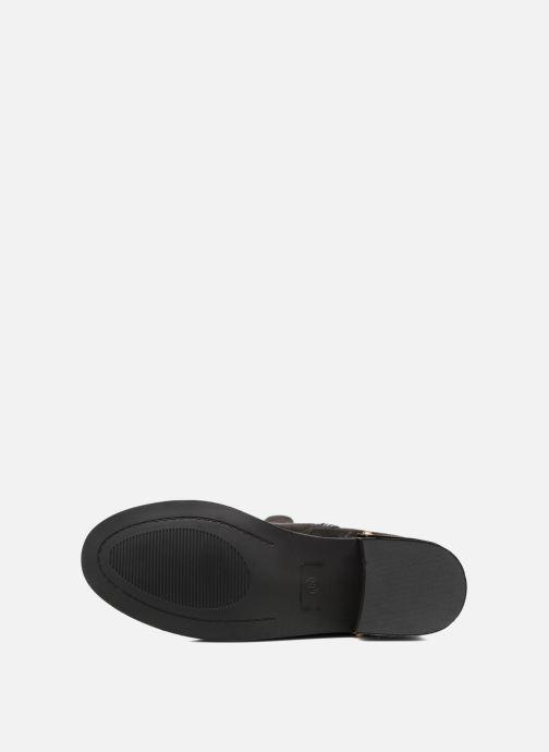 Stiefel I Love Shoes THIANA schwarz ansicht von oben