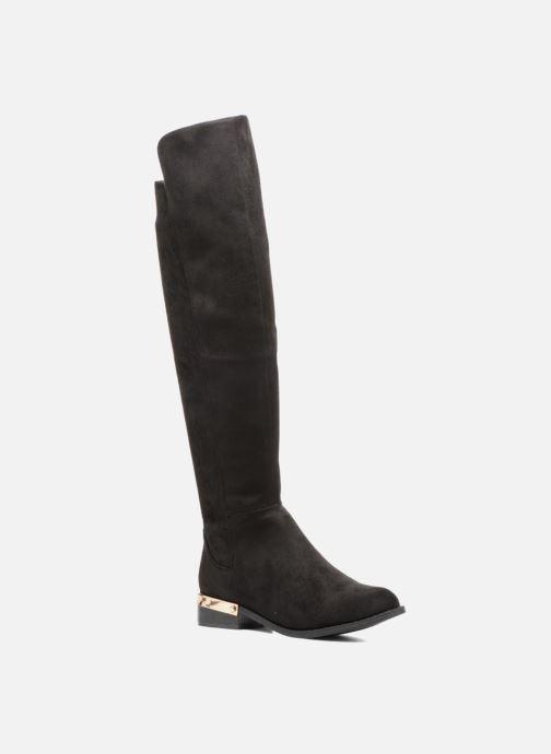 Støvler & gummistøvler I Love Shoes THIANA Sort detaljeret billede af skoene