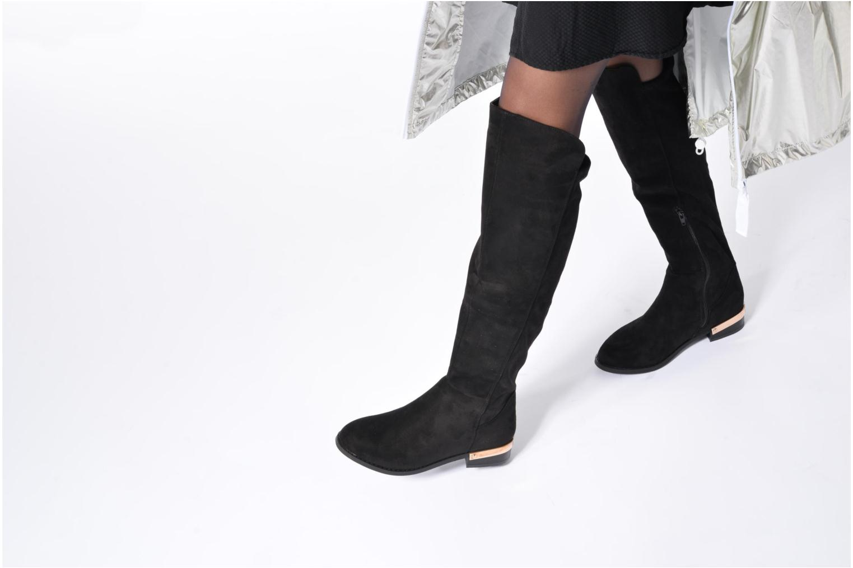Laarzen I Love Shoes THIANA Zwart onder