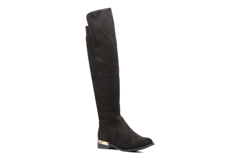 Laarzen I Love Shoes THIANA Zwart detail