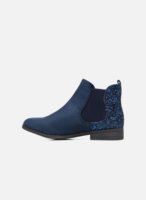 Bottines et boots I Love Shoes THENAR Bleu vue face