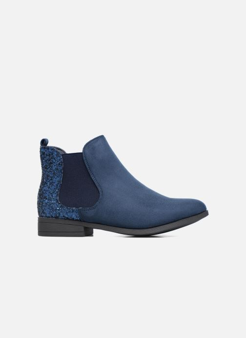 Ankle boots I Love Shoes THENAR Blue back view