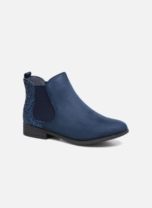 Bottines et boots I Love Shoes THENAR Bleu vue détail/paire