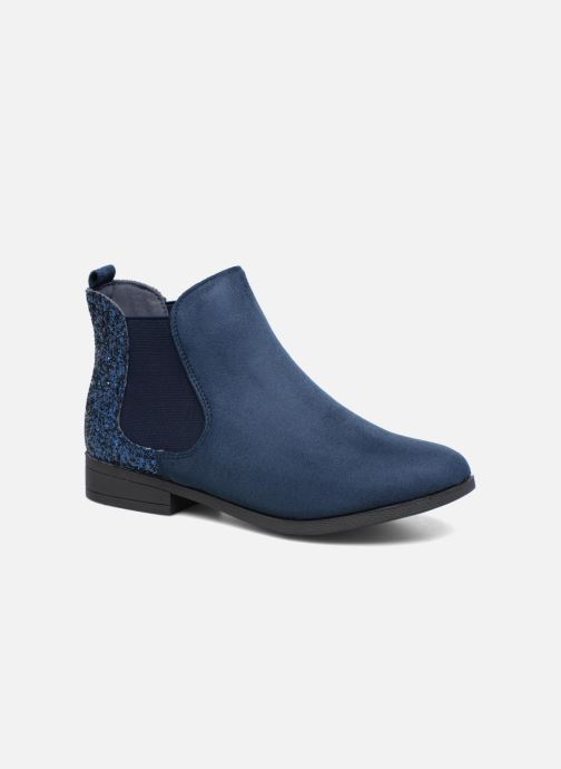 Ankle boots I Love Shoes THENAR Blue detailed view/ Pair view