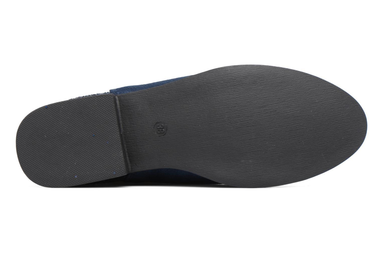 Botines  I Love Shoes THENAR Azul vista de arriba