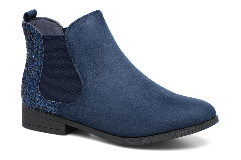 Botines  I Love Shoes THENAR Azul vista de detalle / par