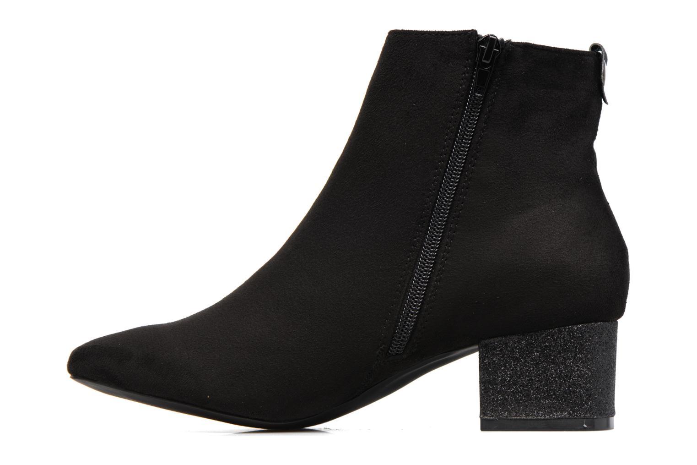 Stivaletti e tronchetti I Love Shoes THIOL Nero immagine frontale