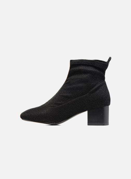 Ankle boots I Love Shoes THIMO Black front view