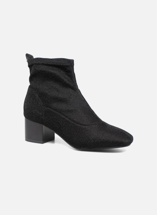 Ankle boots I Love Shoes THIMO Black detailed view/ Pair view