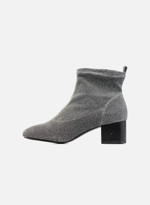 Stivaletti e tronchetti I Love Shoes THIMO Argento immagine frontale
