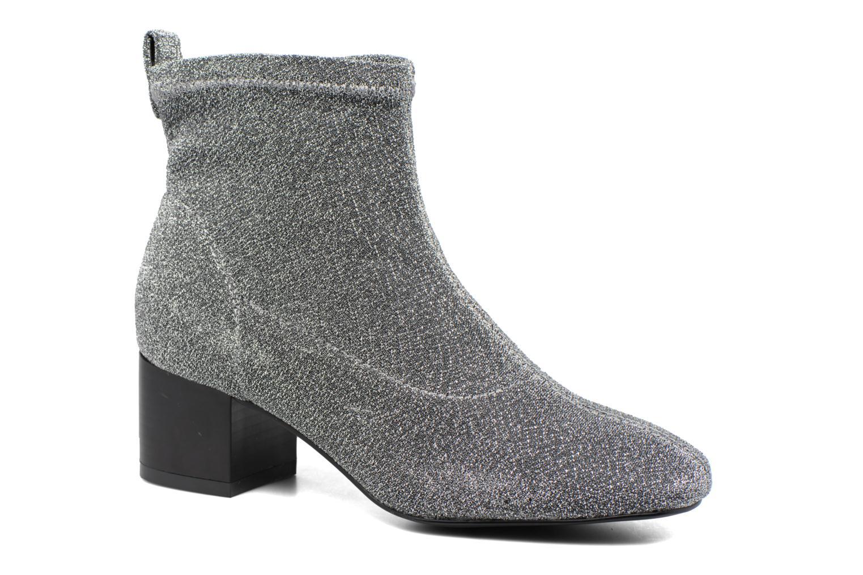 Botines  I Love Shoes THIMO Plateado vista de detalle / par