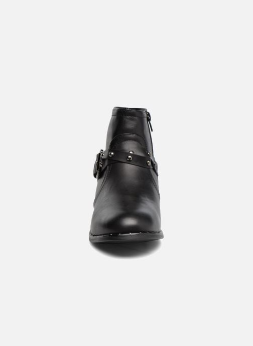 Ankle boots I Love Shoes THIMET Black model view