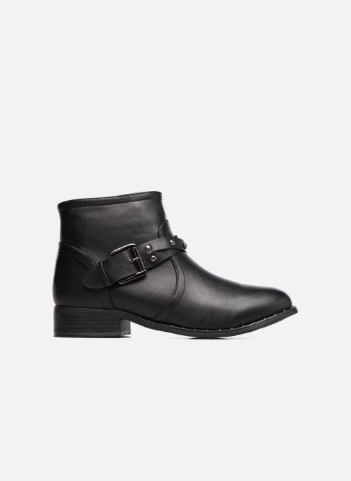 Botines  I Love Shoes THIMET Negro vistra trasera