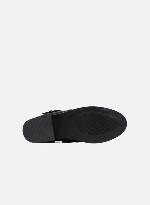 Ankle boots I Love Shoes THIMET Black view from above