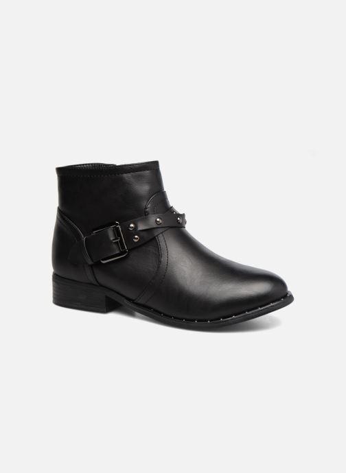 Botines  I Love Shoes THIMET Negro vista de detalle / par