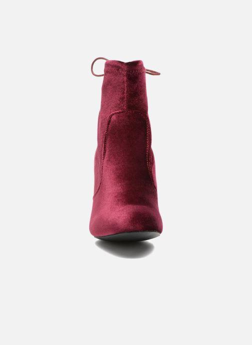 Bottines et boots I Love Shoes THRESSY Bordeaux vue portées chaussures