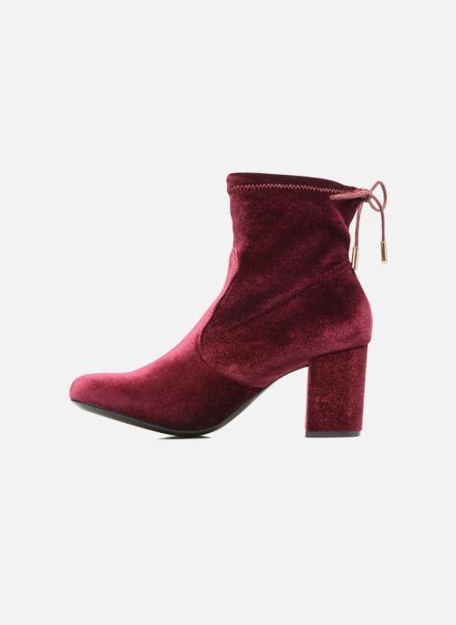 Bottines et boots I Love Shoes THRESSY Bordeaux vue face
