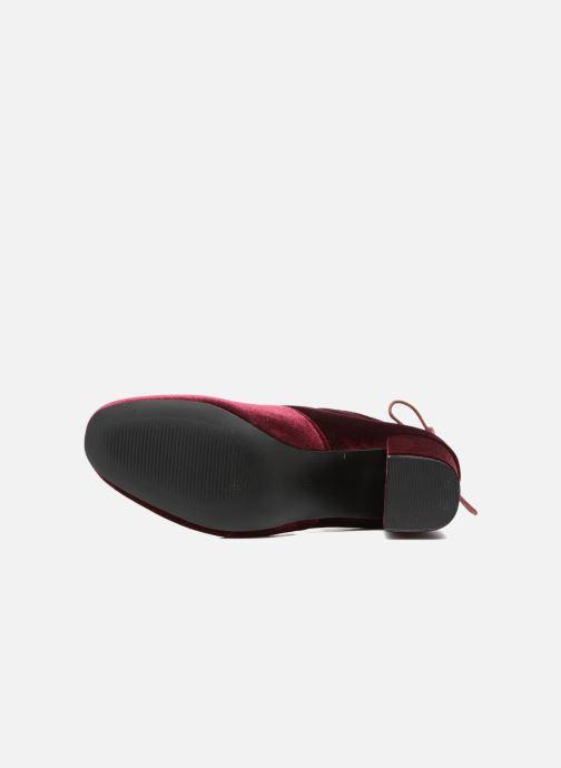 Bottines et boots I Love Shoes THRESSY Bordeaux vue haut