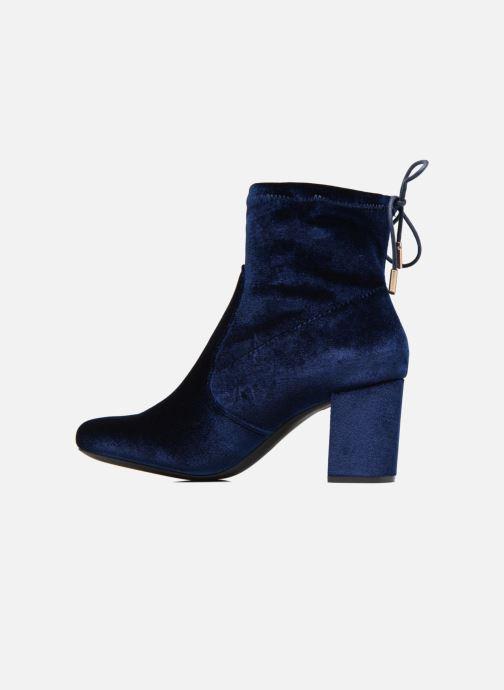 Bottines et boots I Love Shoes THRESSY Bleu vue face