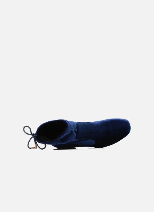 Bottines et boots I Love Shoes THRESSY Bleu vue gauche