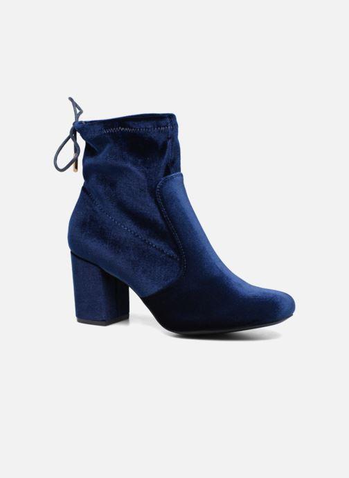Bottines et boots I Love Shoes THRESSY Bleu vue détail/paire