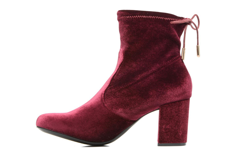 Stivaletti e tronchetti I Love Shoes THRESSY Bordò immagine frontale