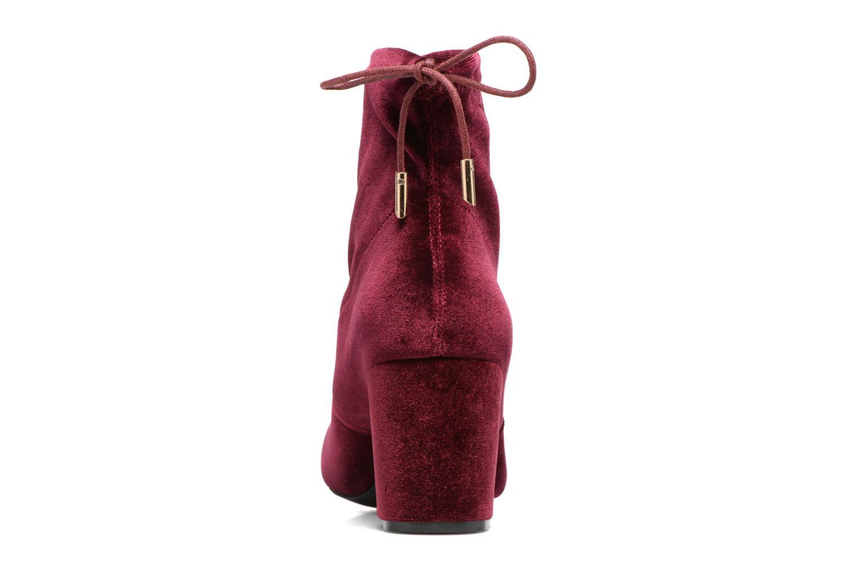 Bottines et boots I Love Shoes THRESSY Bordeaux vue droite