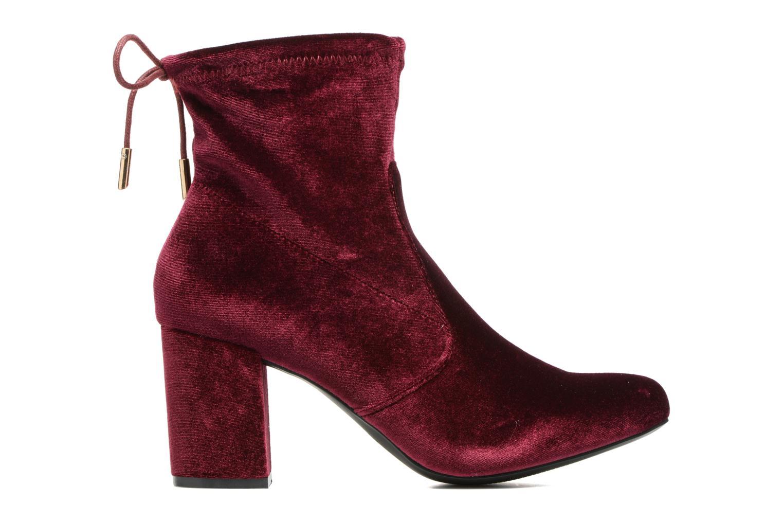 Bottines et boots I Love Shoes THRESSY Bordeaux vue derrière